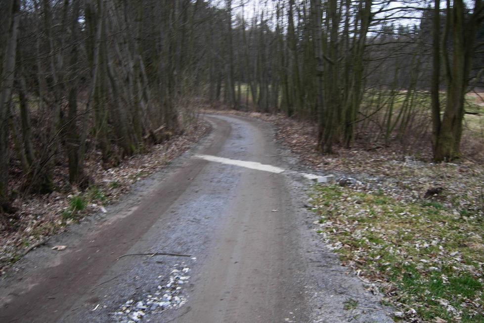 Oprava MK po povodni 2013 v obci Volenice, p.č. 614/1 k.ú. Vojnice
