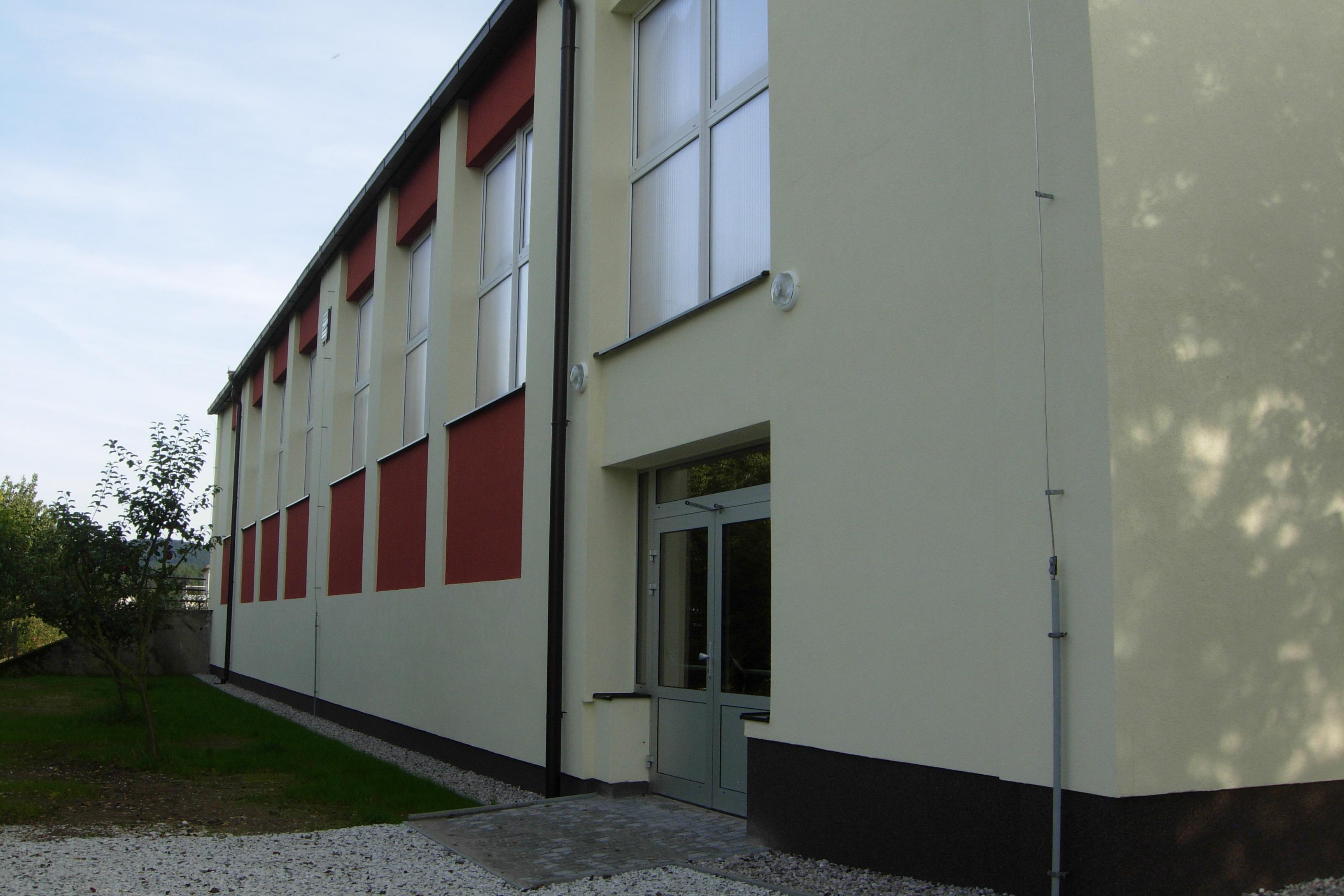 Zajištění energetických úspor budovy II.stupně a tělocvičny ZŠ Volenice