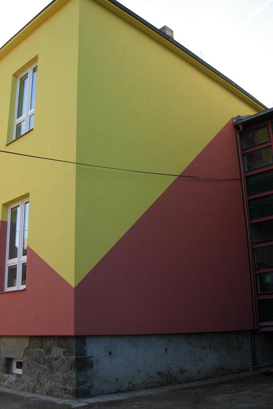 Zajištění energetických úspor budovy I. stupně ZŠ Volenice